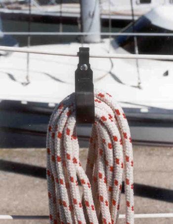 line holder