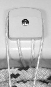 button line holder