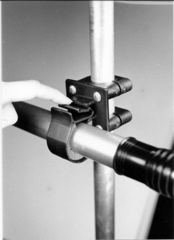 Pole Holder stanchion mount